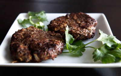 Apple Mustard Beef Paleo Burgers recipe!
