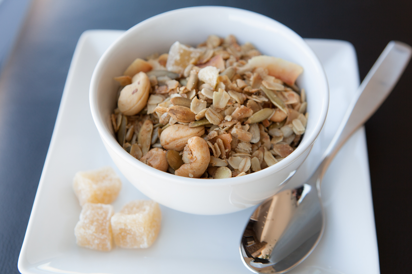 Cashew-Ginger Granola Recipes — Dishmaps