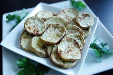 Coconut Cinnamon Sweet Potatoes recipe!
