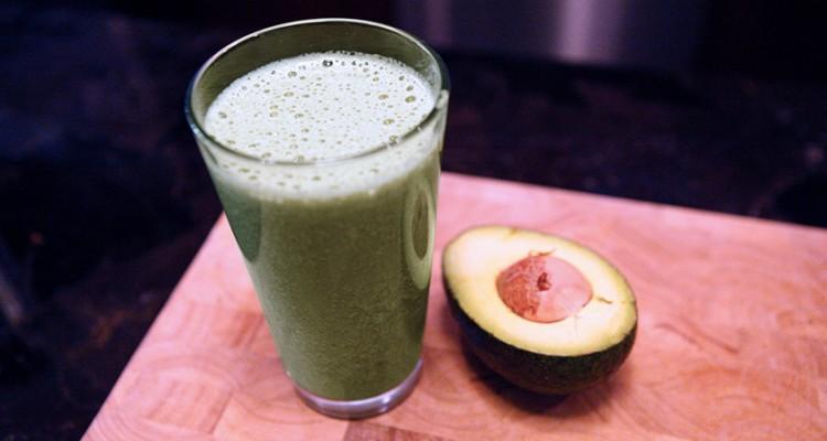 Paleo Green Smoothie recipe!