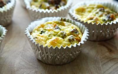 Paleo Bison & Egg Muffins!
