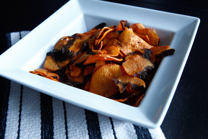 Paleo Chips and Paleo Salsa recipe!