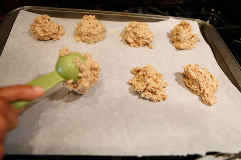 Coconut-Lime Cookies, a Paleo recipe!