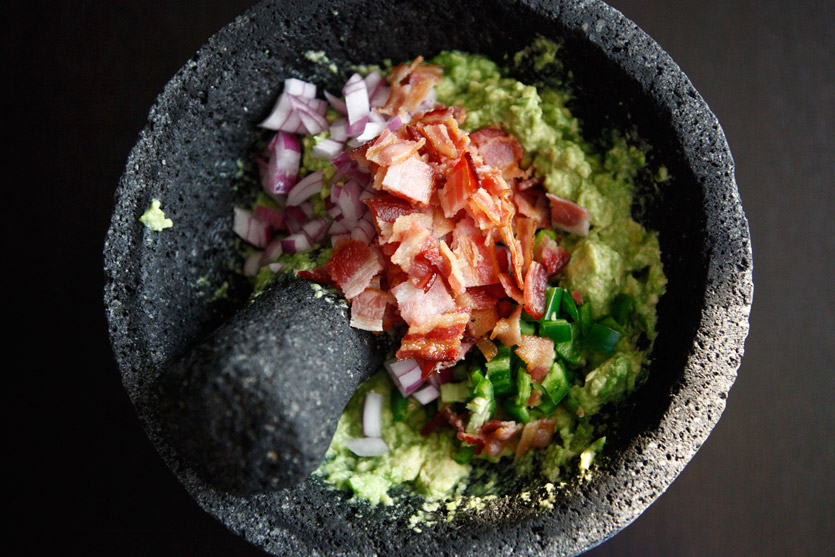 Bacon Guacamole recipe!