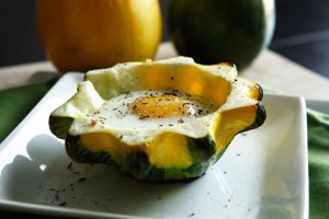 Squash and Egg Bake recipe!