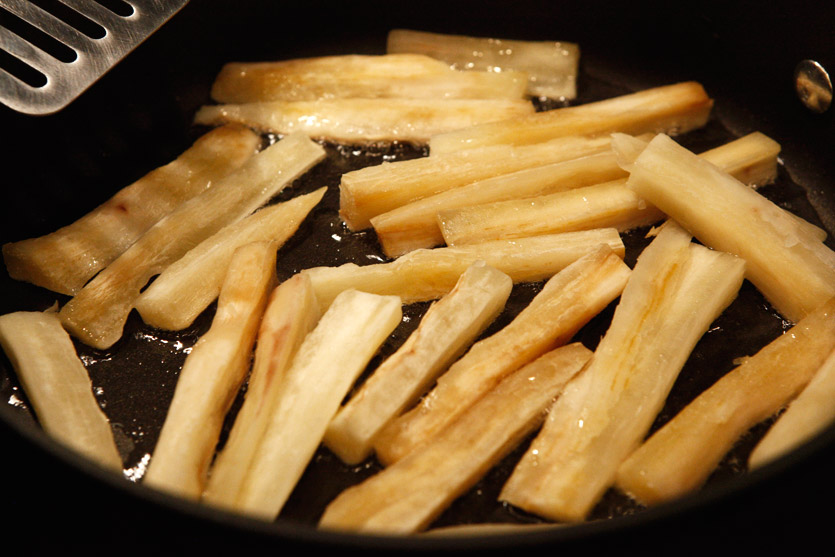 Yuca Fries!