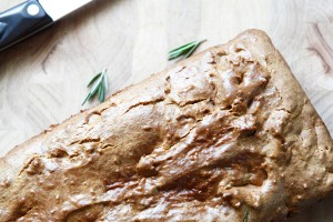 Paleo Rosemary Bread recipe!