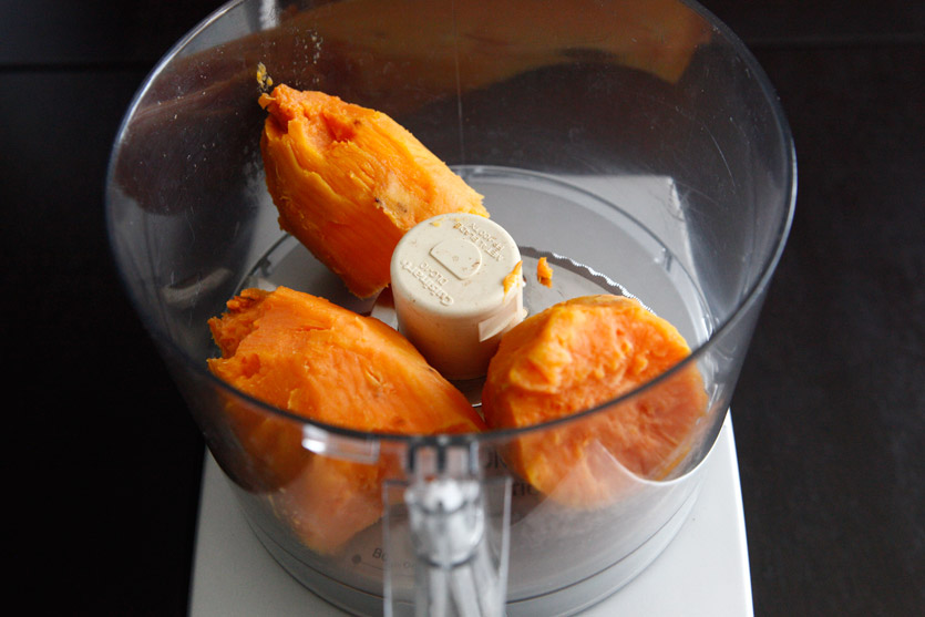 Maple Sweet Potato Ice Cream recipe!