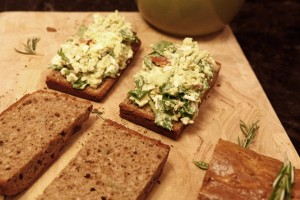 Paleo Egg Salad recipe!