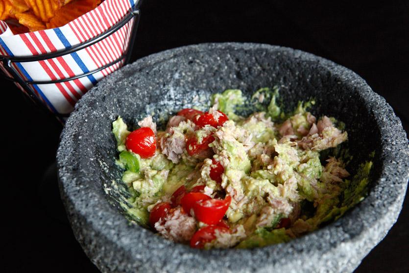 Tuna Guacamole recipe!