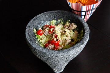 Tuna Guacamole recipe!