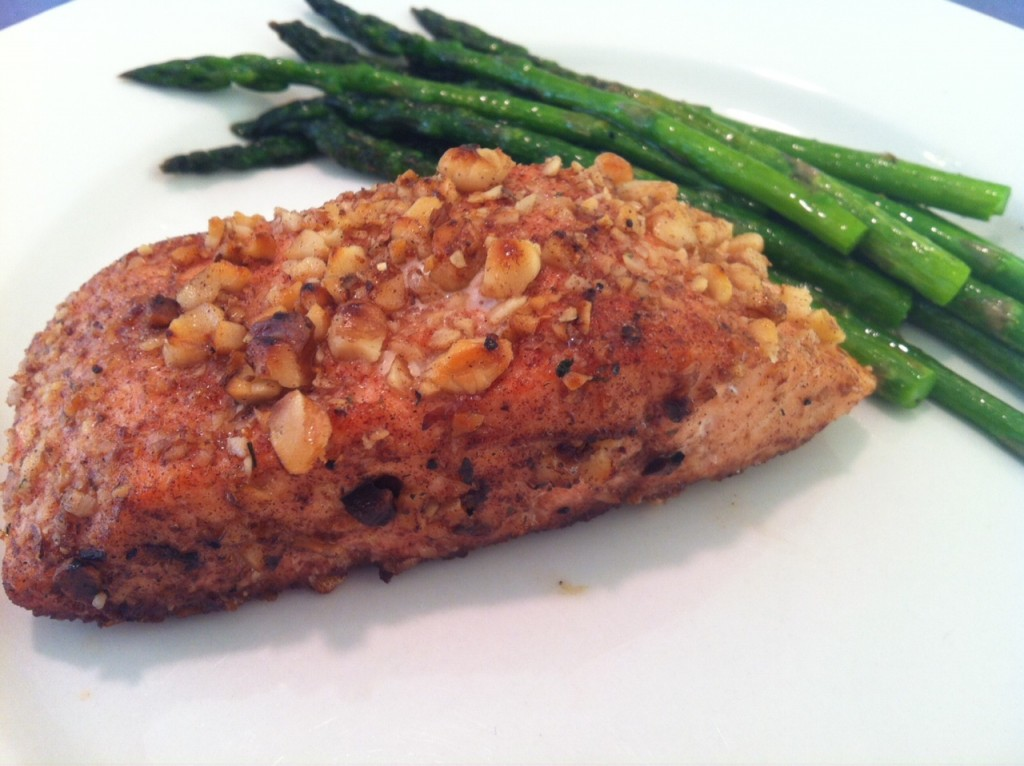 Jillian Beck as a Guest Blogger on Amazing Paleo, featuring Salmon 2 Ways!