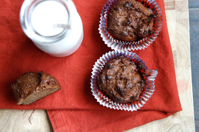 Pumpkin Muffins recipe!