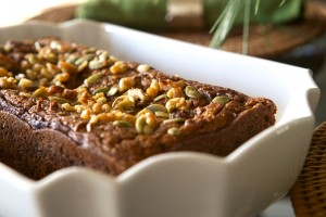 Pumpkin-Spice Bread recipe!