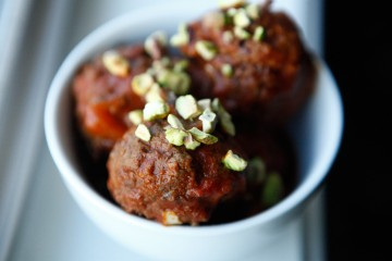 Bison Meatballs recipe!