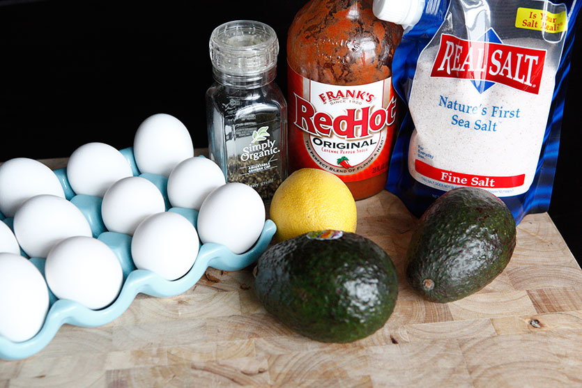 Paleo Deviled Eggs recipe!