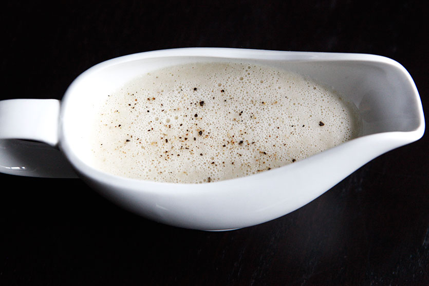 Paleo Gravy recipe!