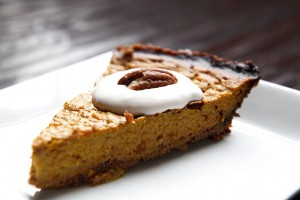 Pumpkin Pie recipe!