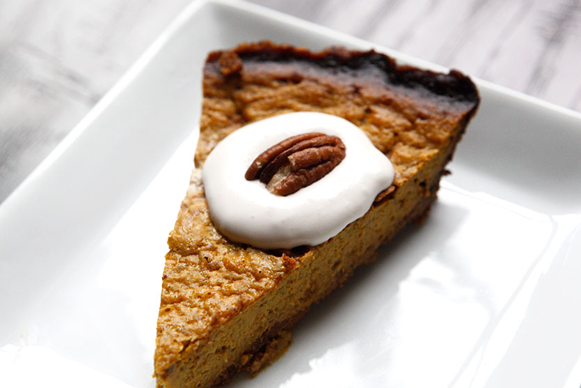Pumpkin Pie recipe!