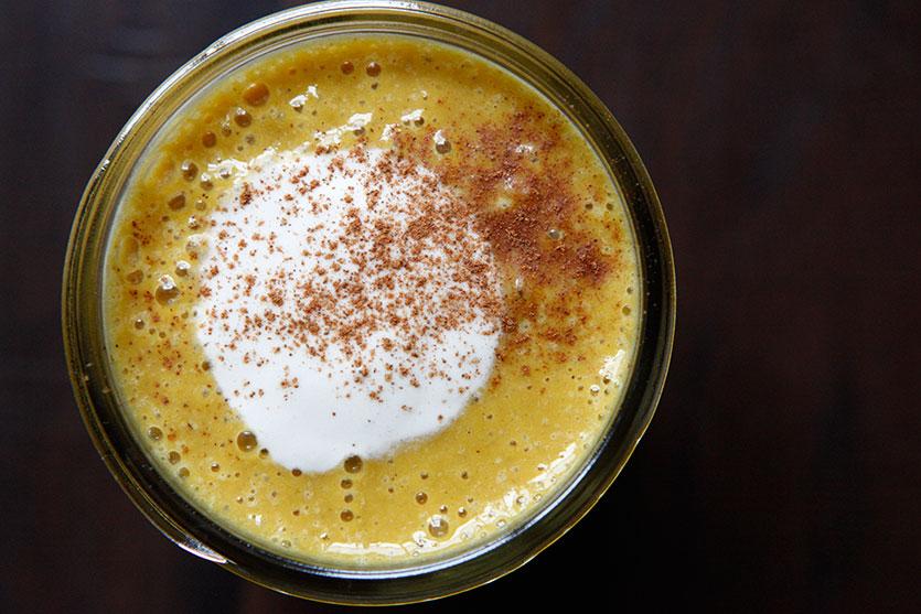 Paleo Pumpkin Smoothie recipe!