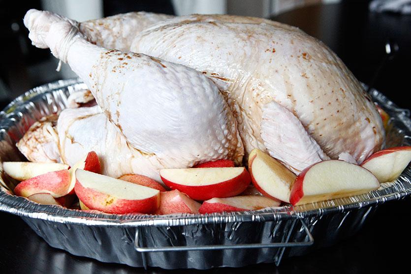 Rosemary Apple Turkey, a Paleo recipe!