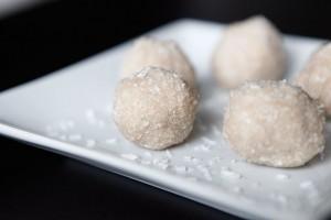 Coconut Treats, a great Christmas Paleo recipe!