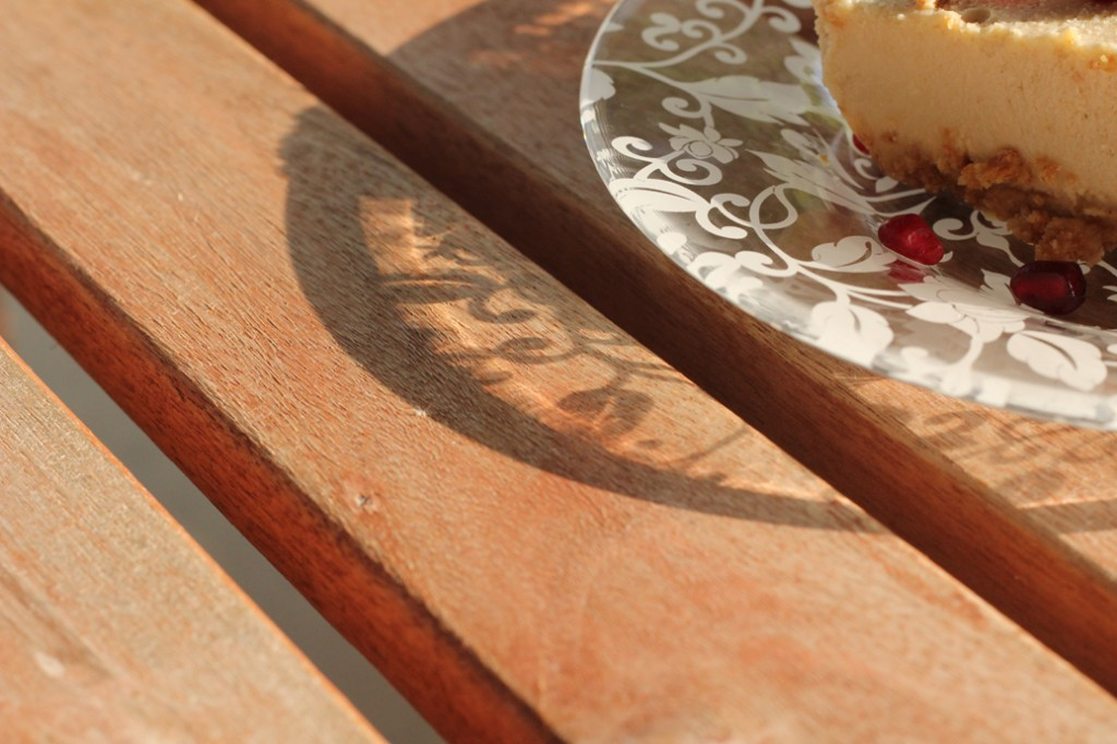 Bonnie The Baker: Vegan & Paleo Vanilla Ice Cream Cake recipe!