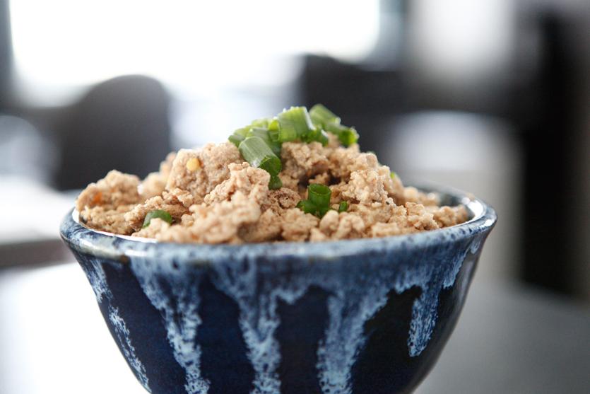 Spiced Ground Turkey recipe!