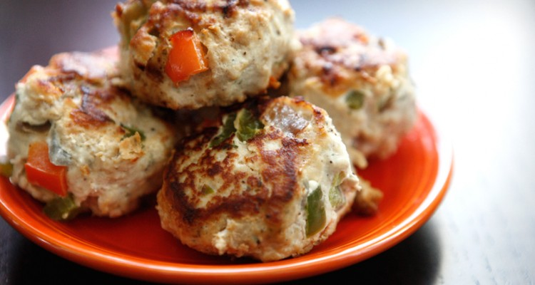 Seasoned Turkey Meatballs recipe!