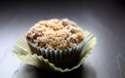 Strawberry Almond Muffins, a Paleo recipe!