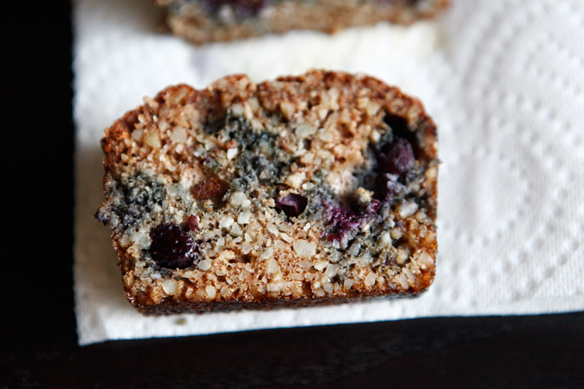 Blueberry Bread recipe!