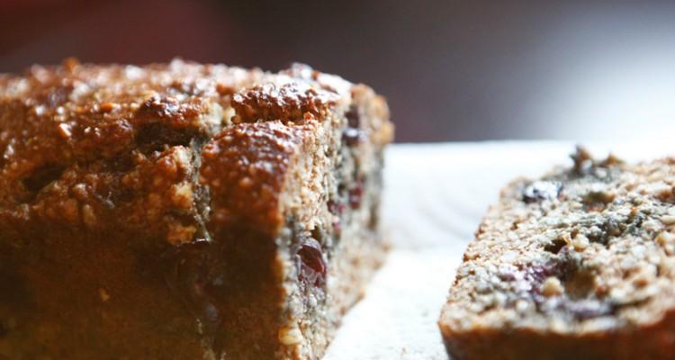 Blueberry Bread recipe!