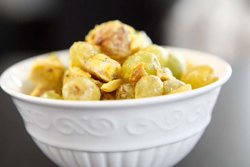 Chicken Curry Salad recipe!