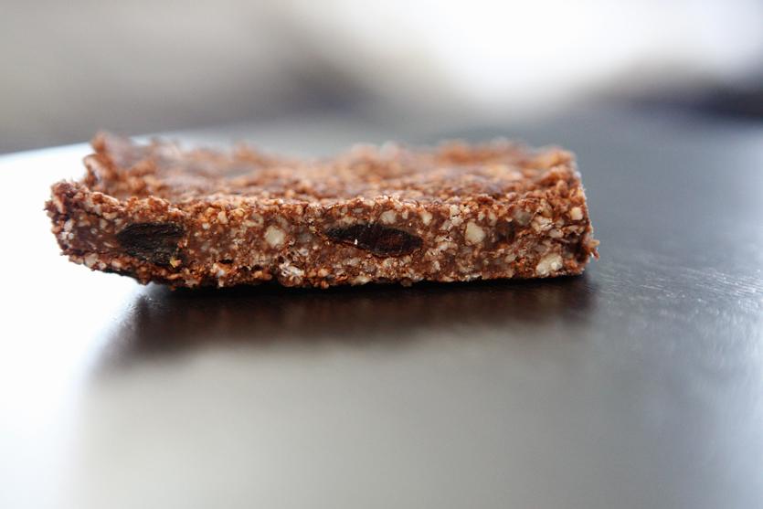 Chocolate Date Granola Bar recipe!