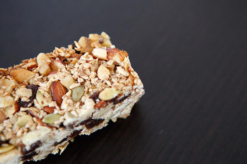 Paleo Granola Bars, delicious recipe!