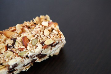 Paleo Granola Bars, delicious recipe!