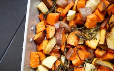 Root Roast recipe!