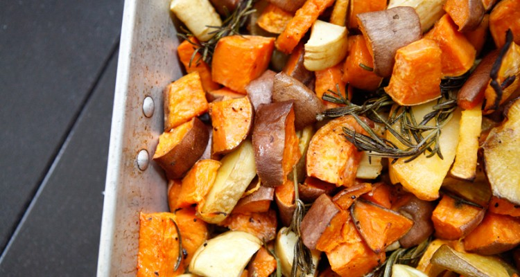 Root Roast recipe!