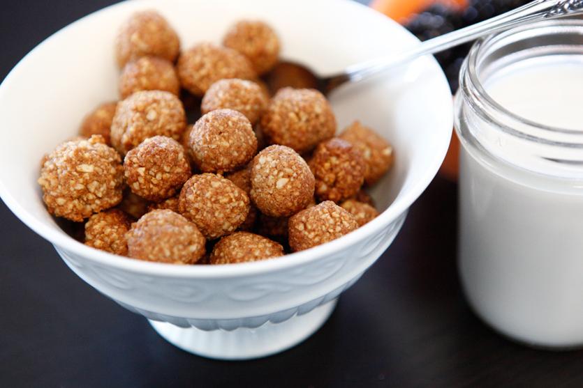 Coconut-Sugar Cinnamon Puffs recipe!