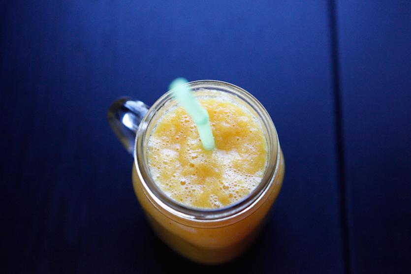 Tropical Smoothie recipe!