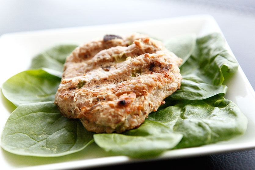 Asian Paleo Burger recipe!