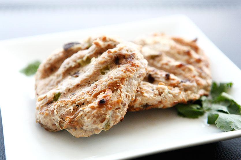 Asian Paleo Burger recipe!
