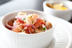 Ecuadorian Shrimp Ceviche recipe!