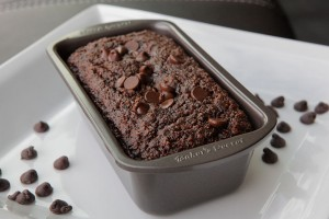 Chocolate Chip Zucchini Paleo Bread recipe!