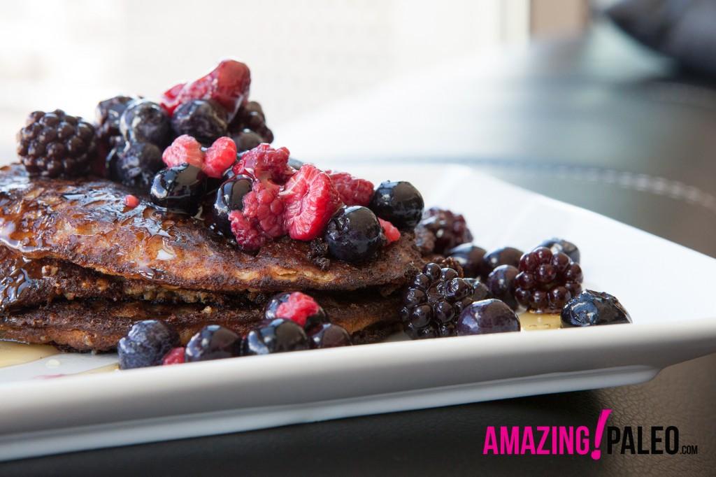 Simple Paleo Pancakes recipe!