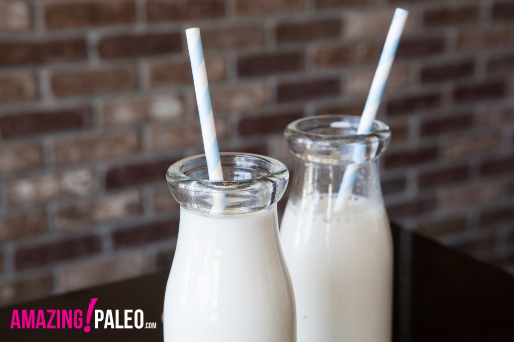 How To Make Homemade Almond Milk!