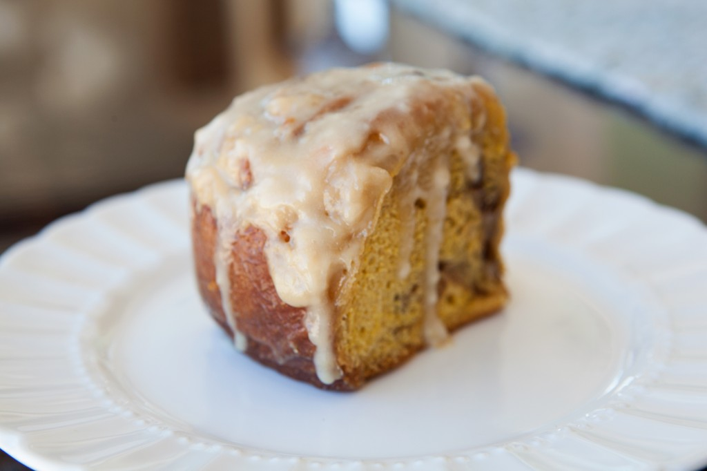 Amazing Foodie's Vegan Cinnamon Rolls!