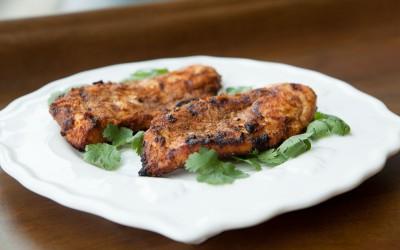 Arabian Inspired Grilled Chicken recipe