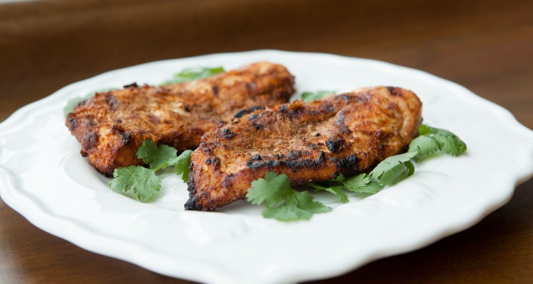Arabian Inspired Grilled Chicken recipe
