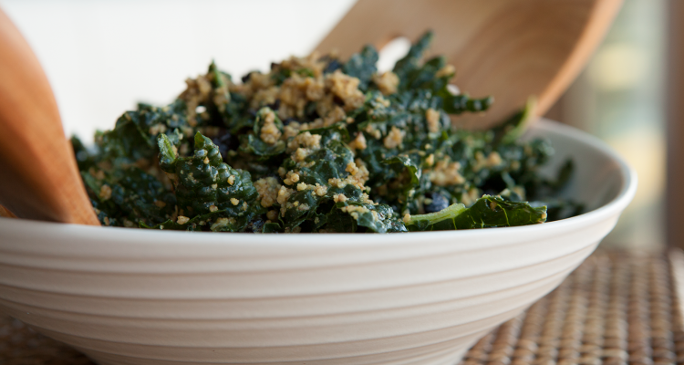 Dino Kale Super Salad recipe!
